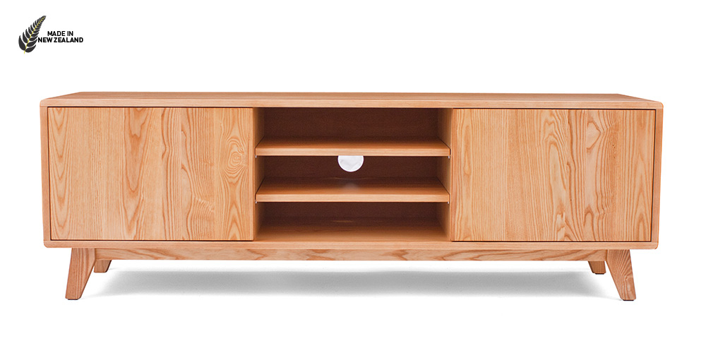 NZ Made Arco Entertainment Unit from Hunter Furniture