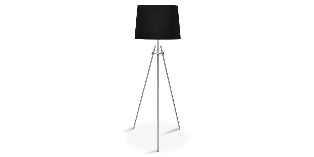 The Nickel Floor Lamp from Hunter Furniture