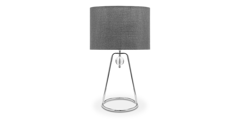 The Ripple Table Lamp from Hunter Furniture