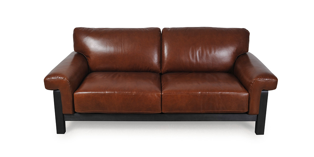 Orson Leather Sofa from Hunter Furniture