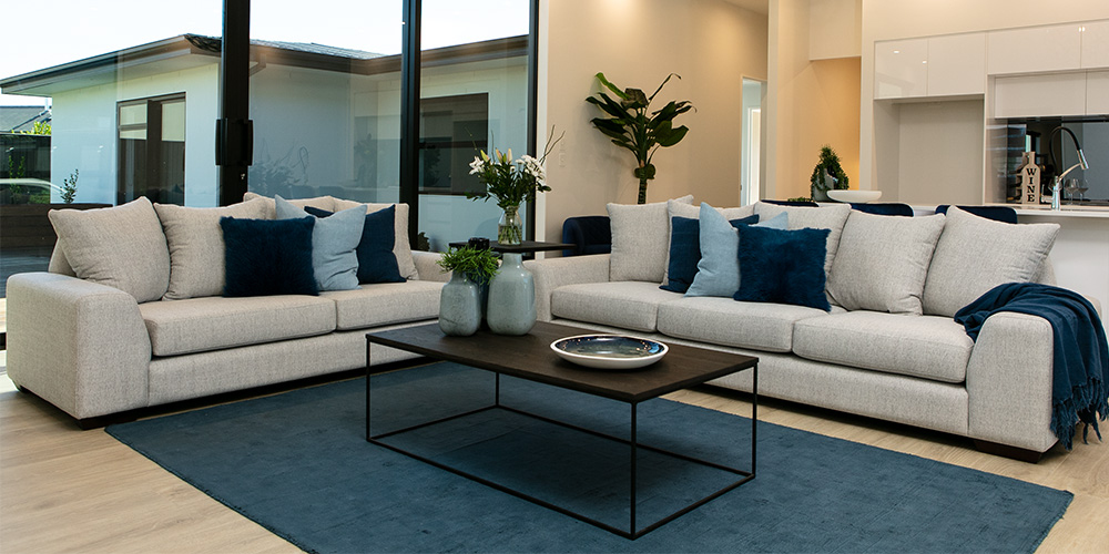 The Thurston Lounge Suite from Hunter Furniture