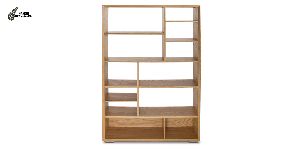 The Oslo Bookcase from Hunter Furniture