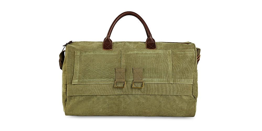 The Weekender Duffle Bag from United Strangers