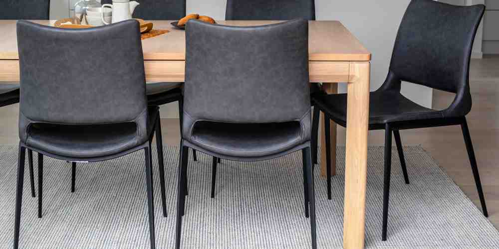 The Stuttgart Dining Table from Hunter Furniture