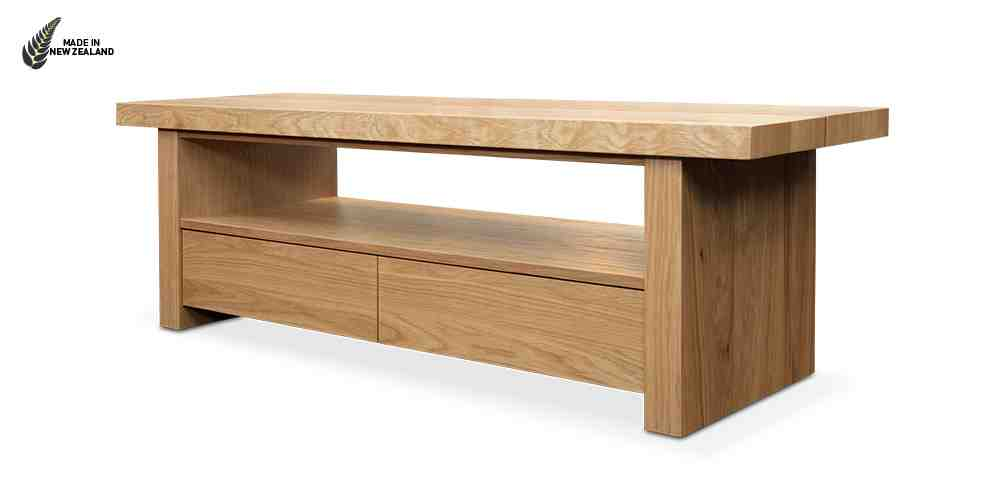 The Kobe Entertainment Unit from Hunter Furniture