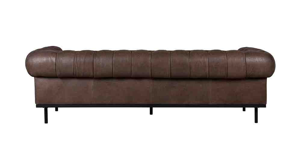 The Parfait 3 Seater Leather Sofa from Hunter Furniture