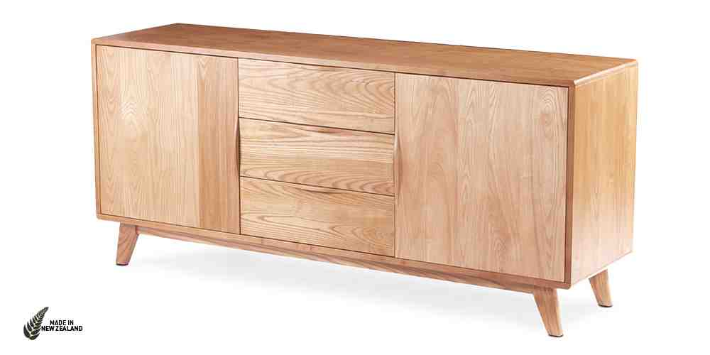 The Arco Buffet Unit from Hunter Furniture