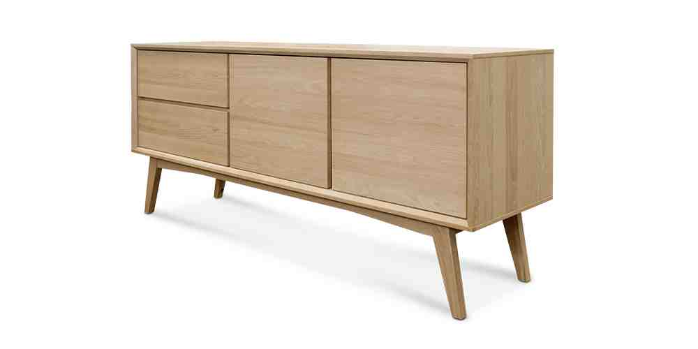 The Trinidad Buffet Unit from Hunter Furniture
