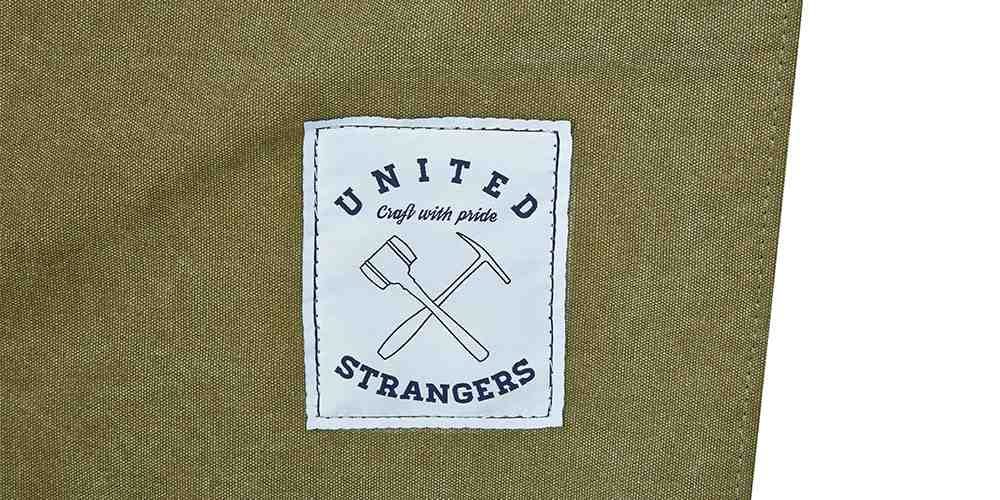 District Flag - Stripe from United Strangers