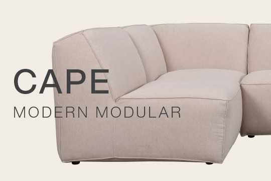 Cape Modular System Banner Image