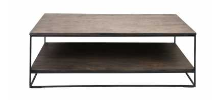 Jag Coffee Table with Shelf from Hunter Furniture