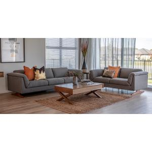 Nash 3 Seater Sofa in Fabric